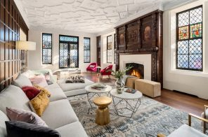 William Randolph Hearst's one-time Central Park West penthouse returns for $18M