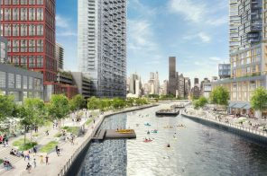 See the waterfront site in Long Island City where Amazon will bring its new mixed-use campus
