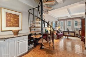 At $700K, this cozy duplex is an Upper West Side treasure