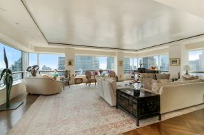 World Trade Center developer Larry Silverstein sells Upper East Side apartment at a loss