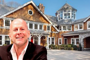 Bruce Willis lists his 22-acre woodsy Westchester estate for $12.95M