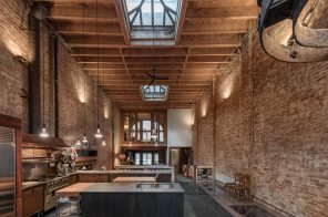 Former Broadway design warehouse is now a soaring Chelsea home asking $18.5M
