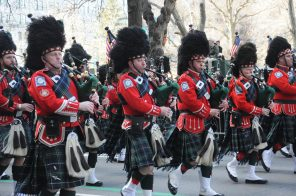 Everything you need to know about Saturday's St. Patrick's Day Parade: Route, street closings, and more