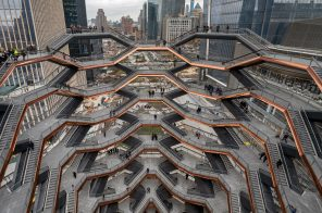 PHOTOS: See inside Hudson Yards' climbable 'Vessel'