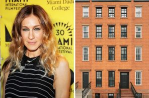Live next to Sarah Jessica Parker in the West Village for $28.6M