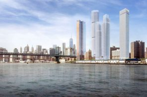 Lower East Side residents sue city to stop development of Two Bridges 'megatowers'