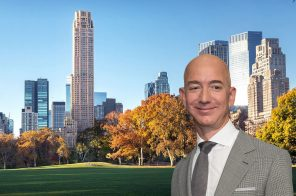 Jeff Bezos is reportedly checking out $60M apartments at 220 Central Park South