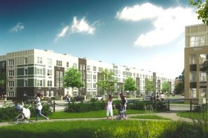 Apply for 143 affordable units in East New York's Spring Creek neighborhood, from $426/month