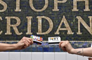 MTA rolls out rainbow MetroCards and train decals for Pride month