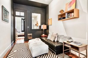 For under $700K, a colorful and cozy Greenpoint co-op close to McCarren Park