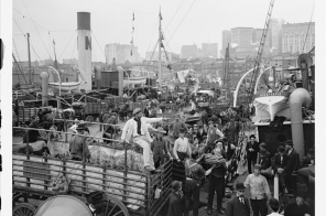 'Peeling' away the history of NYC's banana docks