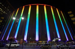 19 iconic NYC sites will light up rainbow in honor of WorldPride