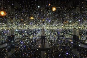 Yayoi Kusama's insanely popular infinity rooms return to New York this fall