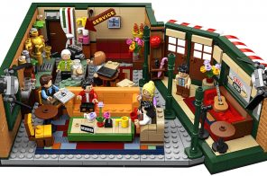 Lego celebrates the 25th anniversary of 'Friends' with Central Perk set
