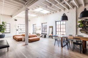 A classic Soho loft with an industrial-chic renovation and expansive rooftop terrace asks $4M
