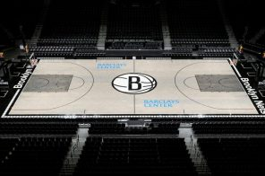The Nets reveal new Barclays Center court design, inspired by Brooklyn