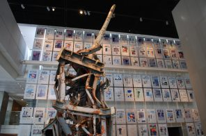 D.C.'s Newseum is closing, but it won't give WTC Antenna to 9/11 Museum