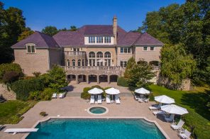 TV host Regis Philbin lists Connecticut mansion for a significant loss at $4.6M