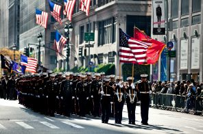 Everything you need to know about NYC's Veterans Day Parade: Route, street closings, & more