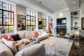 For $10M, an Upper East Side townhouse with downtown loft style