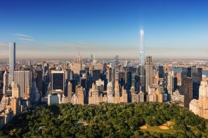 See inside Central Park Tower's 100th floor residential club