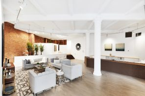 For $4.5M, a giant Greenwich Village loft with a sunken living room and 1,000-square-foot master