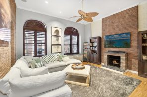 For $1.25M, an Upper West Side one-bedroom one block from Central Park