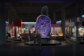 Museum of Natural History's new Halls of Gems and Minerals will open this fall