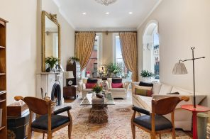 Cobble Hill townhouse with European flair can be your 'temporary paradise' for $21K/month