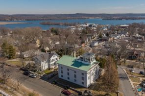 For $1.3M, own a converted 1850s church in Connecticut