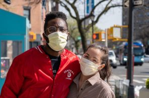 Watch the five finalists in New York's mask-awareness video competition