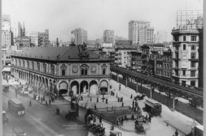 The History of Herald Square: From Newspaper Headquarters to Retail Corridor
