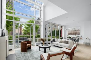 $9.2M Upper East Side penthouse has four terraces and lofty rooms