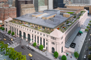 Here's what Facebook's huge new office will look like at Midtown's former Farley Post Office