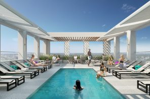New downtown Jersey City rental will have a 'Miami-inspired resort' on its rooftop