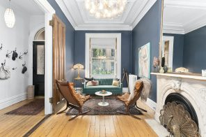 This $4.5M Carroll Gardens townhouse looks like it's straight off Pinterest