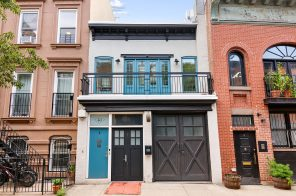 For $2.75M, this adorable Fort Greene carriage house is the perfect live/work opportunity