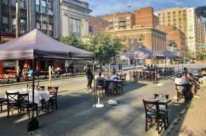 Hoboken releases plan to extend outdoor dining through the winter