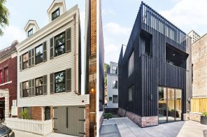 There's an indoor pool and a rooftop yoga studio at this $8M Brooklyn Heights house