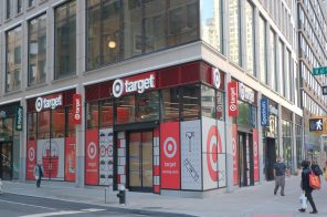 New Target stores in Columbus Circle and Hell's Kitchen are now open