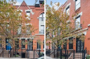 Rare townhouse in the Manhattan Avenue Historic District comes to the market for $2.5M