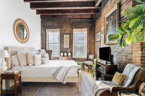 $2M for a West Village duplex with historic charm, modern updates, and a roof deck
