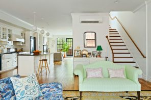 $4.65M Park Slope carriage house is big on 'Southern Charm'