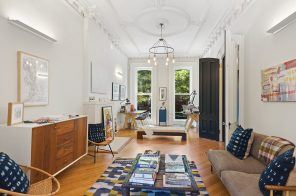 $4.85M Clinton Hill home is a fresh take on a classic Brooklyn townhouse
