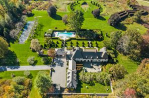 Broadway producers behind 'Chicago' list their showstopping Westchester estate for $13.2M
