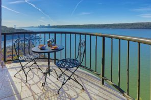For $1.2M, this Spuyten Duyvil condo has 3 bedrooms, 3 parking spaces, and Hudson River views