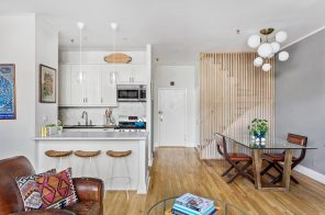 $1.75M Cobble Hill duplex combines its warehouse roots with trendy updates