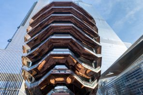 Hudson Yards' 150-foot Vessel temporarily closes after third suicide