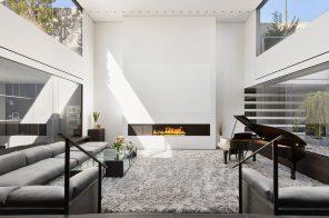 $10.9M Soho penthouse has an open-air zen garden and three terraces