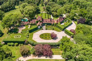Tommy Hilfiger sells lavish, chateau-style Connecticut estate for $45M